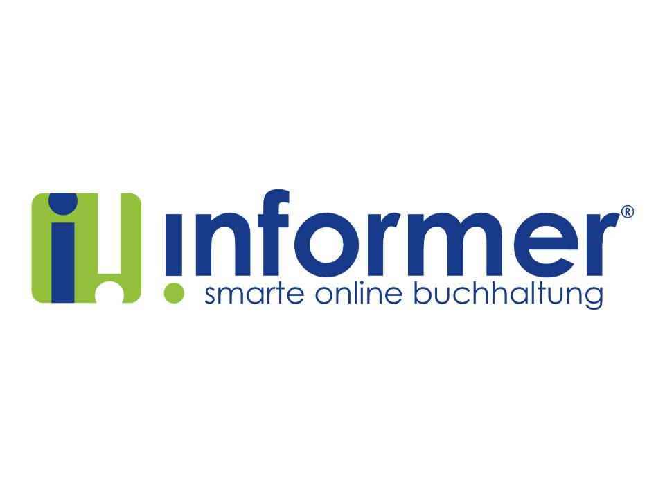 Logo InformerOnline Buchhaltung